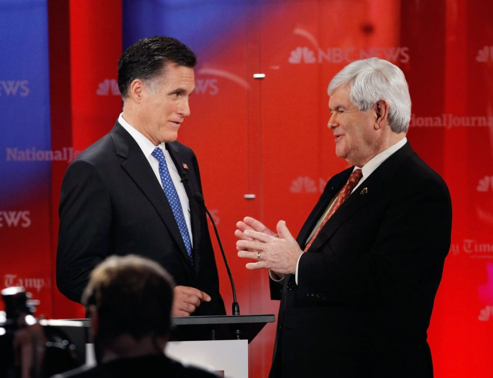 Newt Gingrich: 'I Have Never, Ever Gone and Done Any Lobbying'