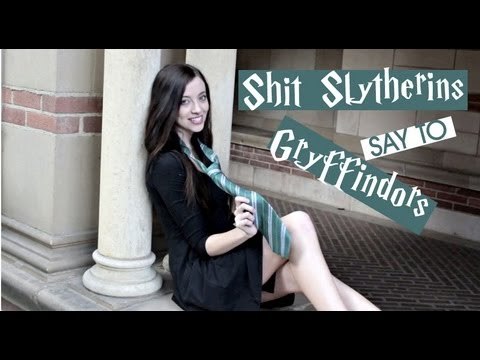 The 10 Most Esoteric Examples of the 'Shit Girls Say' Meme (Video)