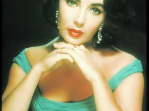 One-Shot Liz, more widely known as Elizabeth Taylor.