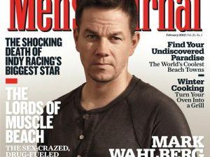 Mark Wahlberg: 9/11 revisionist hero (Men's Health)