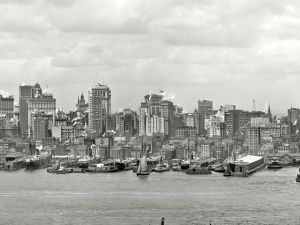 Manhattan 1906, in the throws of a boom.