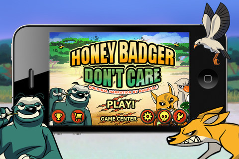 Honey Badger Don't Care…About New TV Show