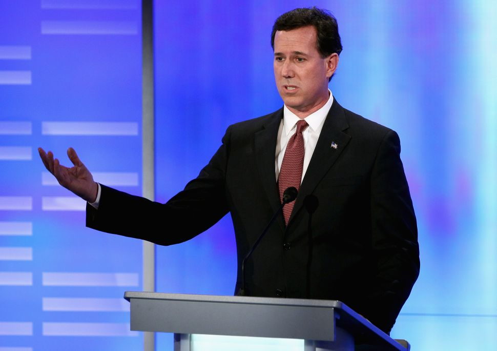 Rick Santorum Wins Mississippi Primary