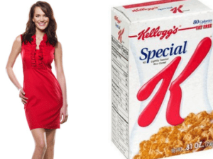 Special K: The secret to your happiness!