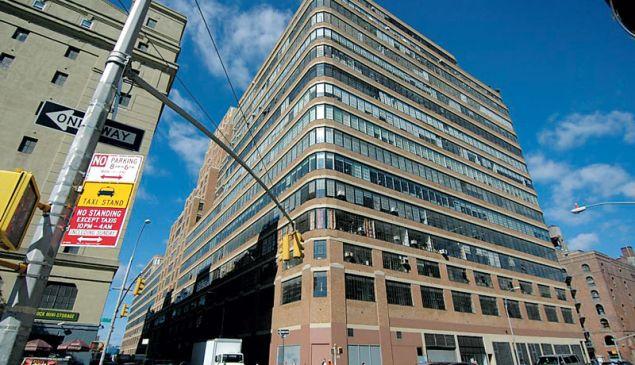 Starrett-Lehigh Building. (Courtesy Property Shark)