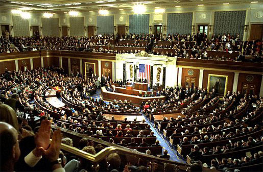 The Latest On The State Of The Union Seating Arrangements