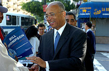 New Poll Finds Bill Thompson in Good Shape in Mayor's Race