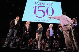From Vassar's sesquicentennial celebration