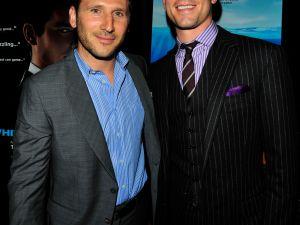 Mark Feuerstein and Matt Bomer