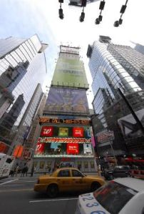 1 Times Square. (Courtesy Property Shark)