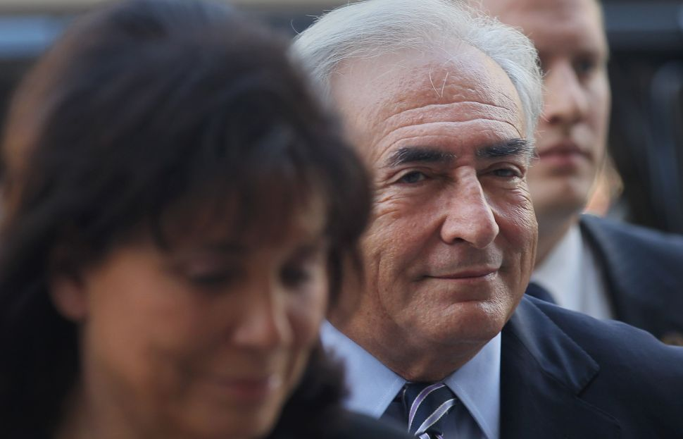 Dominique Strauss-Kahn Arrested, Lawyer Defies You to Tell the Difference Between a Nude Prostitute and a Nude Classy Woman