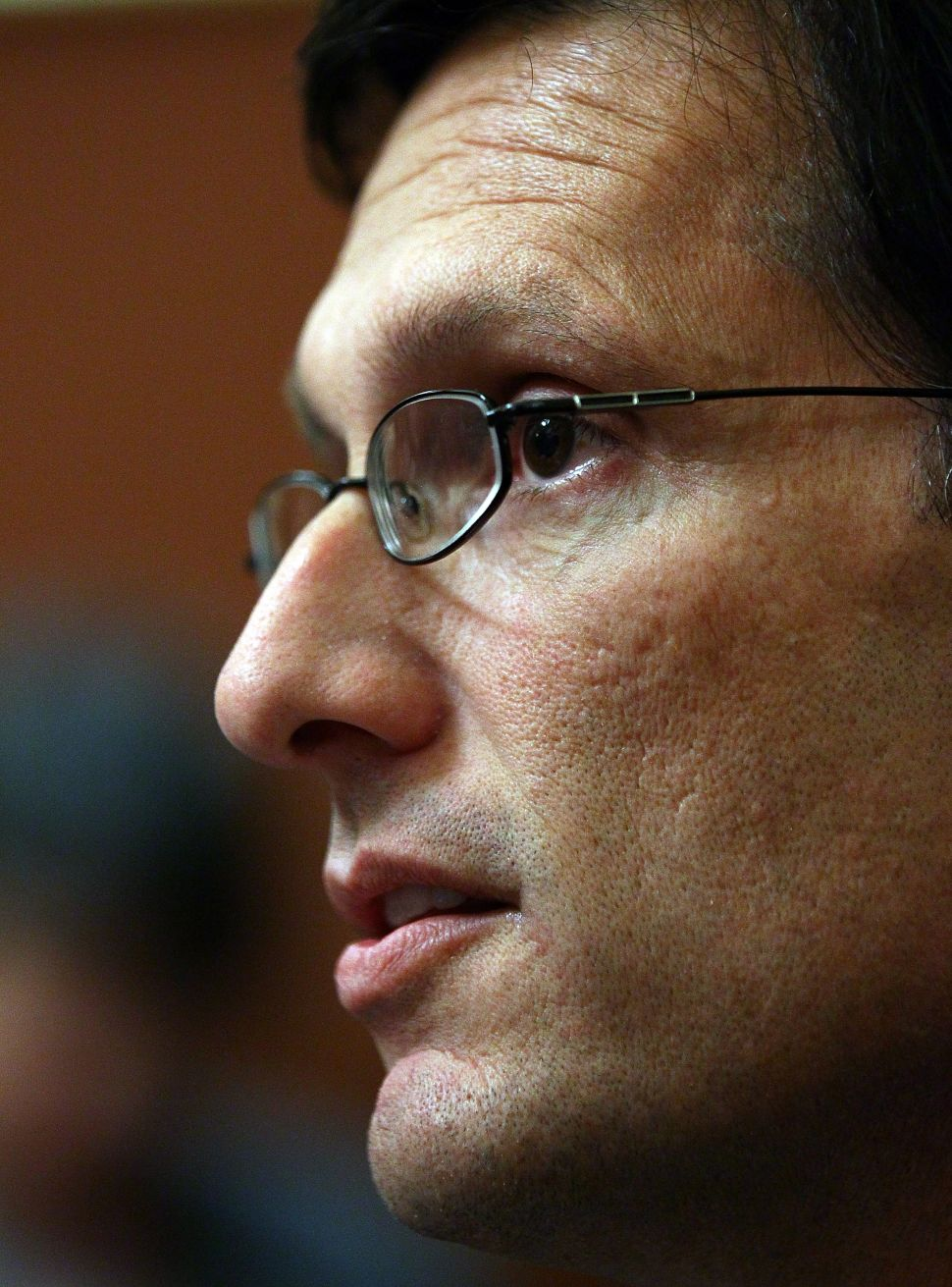 Eric Cantor: 'I've Not Seen The Willingness On The Other Side To Compromise'