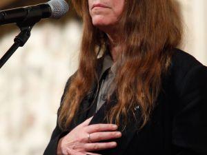 Patti Smith, icon (Getty Images)