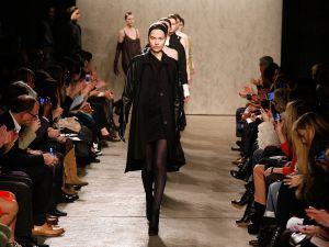 Doo.Ri's Fashion Week show (Getty Images)
