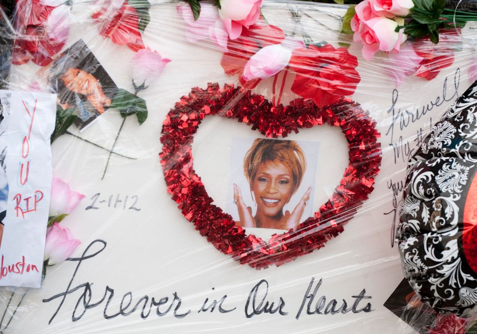 Whitney Houston's Funeral to be Streamed Live