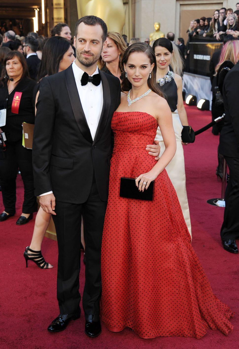 Natalie Portman Got Married To Benjamin Millepied