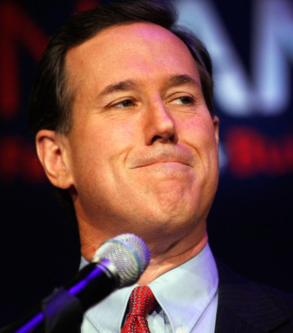 Rick Santorum and Jim DeMint Endorse Todd Akin