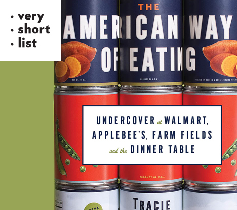 Myths, Facts, And 'The American Way Of Eating'