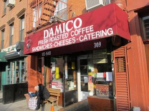 D'Amico Coffee: Home of the Bean (Pardon Me For Asking)