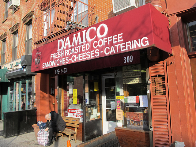 Brooklyn's D'Amico Food Continues to Fight Against Coffee Haters
