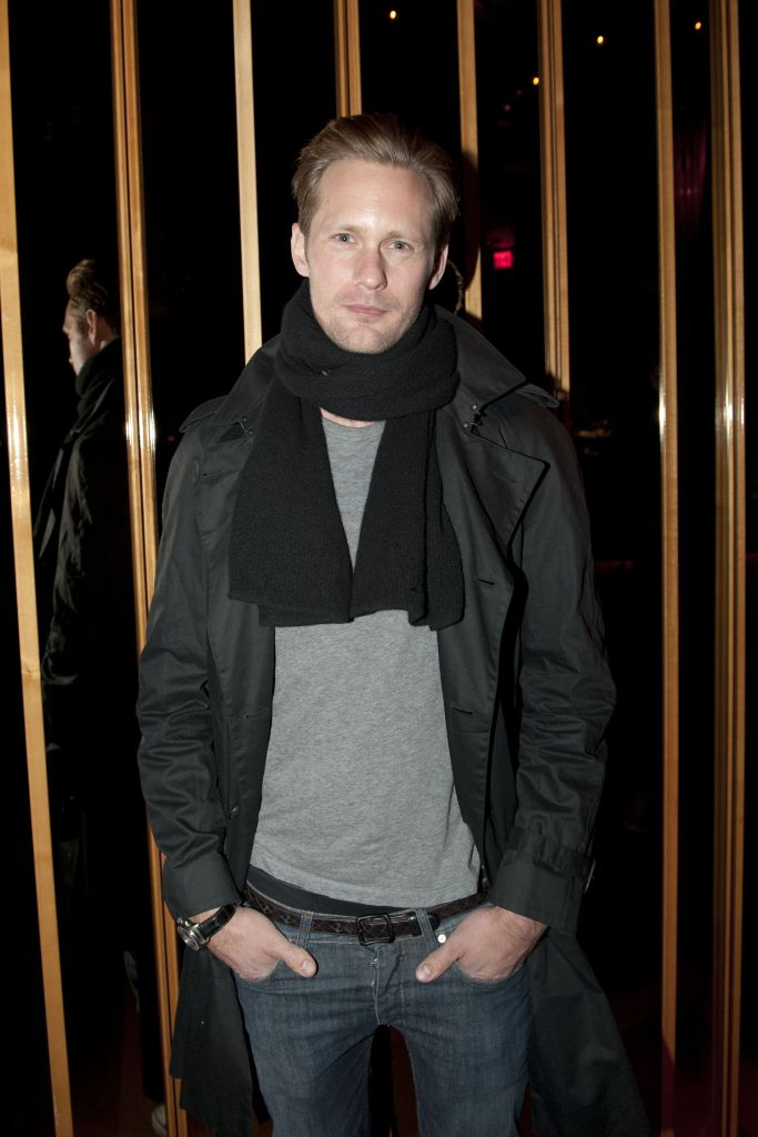 Fashion Week Soldiers On, and We Take a Leak With Alex Skarsgard