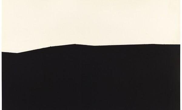 """17 Nov '62"" (1962) by Anne Truit. (Courtesy Matthew Marks Gallery)"