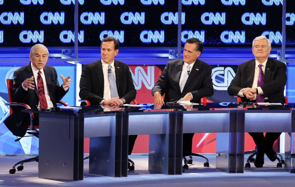 Republican Candidates Describe Themselves With a Single Word