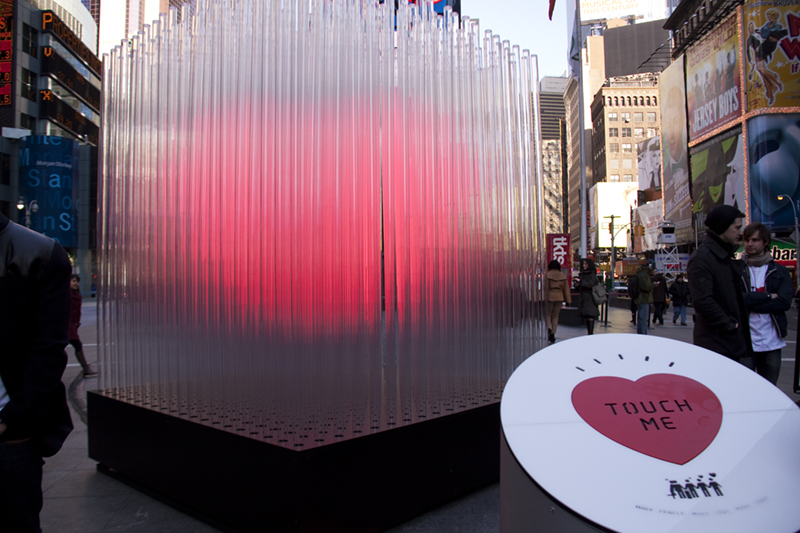 New York, I Love You: BIG♥NYC Keeps a Pulse on Times Square
