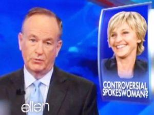 Bill O'Reilly defends Ellen
