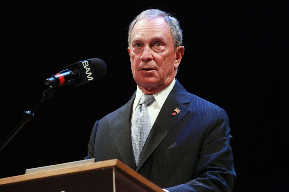 Mayor Bloomberg Launches Coalition To Back Pension Reform With TV Ad Blitz