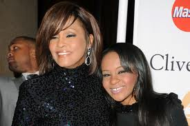 Whitney Houston and daughter Bobbi Kristina Brown (Getty Images)