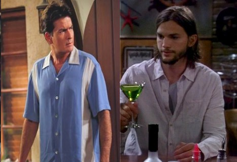 Charlie Sheen Betrays Two and a Half Men Successor by Courting Demi Moore, TMZ: 'I'm Tired of Pretending Ashton Doesn't Suck' (Video)
