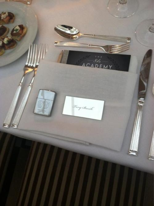 Vanity Fair Gives Out Christopher Hitchens Party Favors at Annual Oscar Dinner