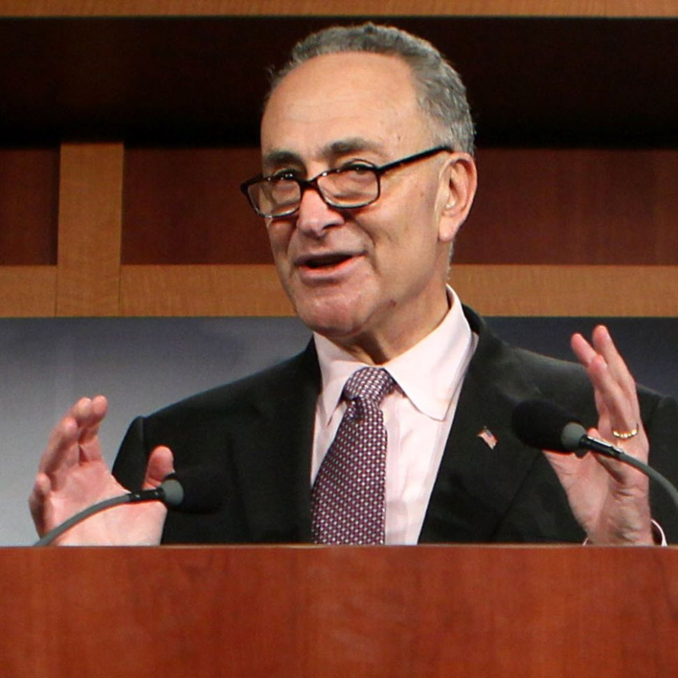 Chuck Schumer Needs To Brush Up On His Hip Hop History