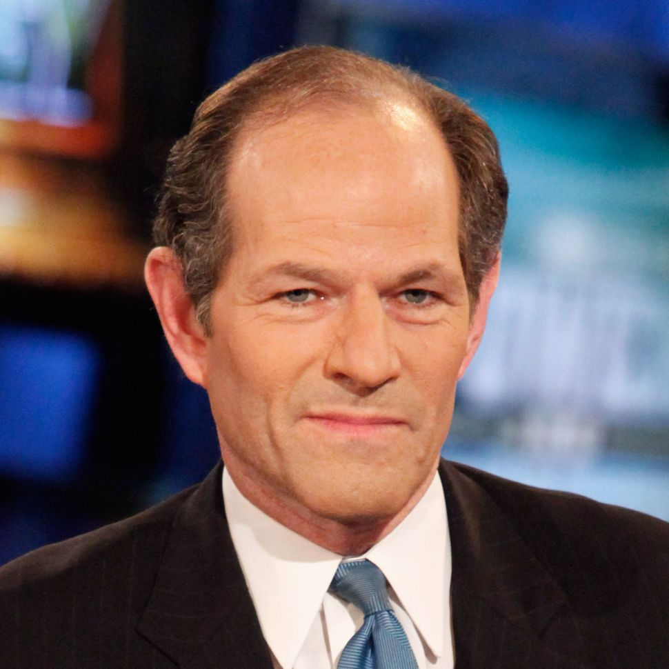 Current TV Falls For Fake Eliot Spitzer Twitter