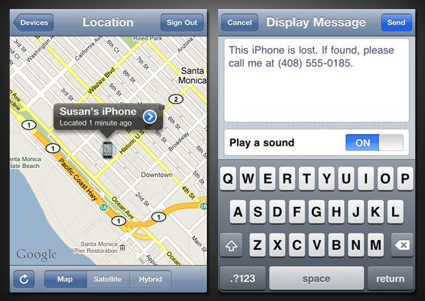 NYPD Can Find Your iPhone if They Also Have an iPhone