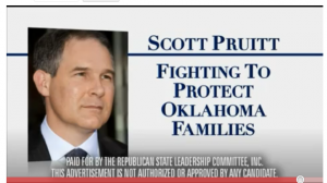 Did Oklahoma A.G. Scott Pruitt, Mortgage Settlement Holdout, Sell Out His State for Wall Street?