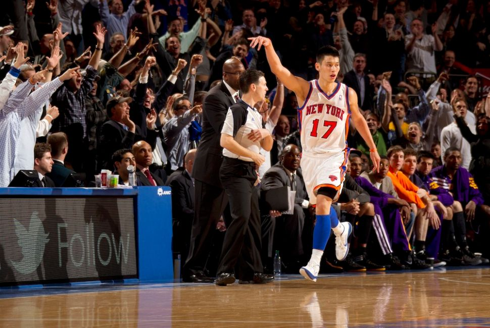 Did Jeremy Lin Force MSG to End the Time-Warner Cable Standoff?