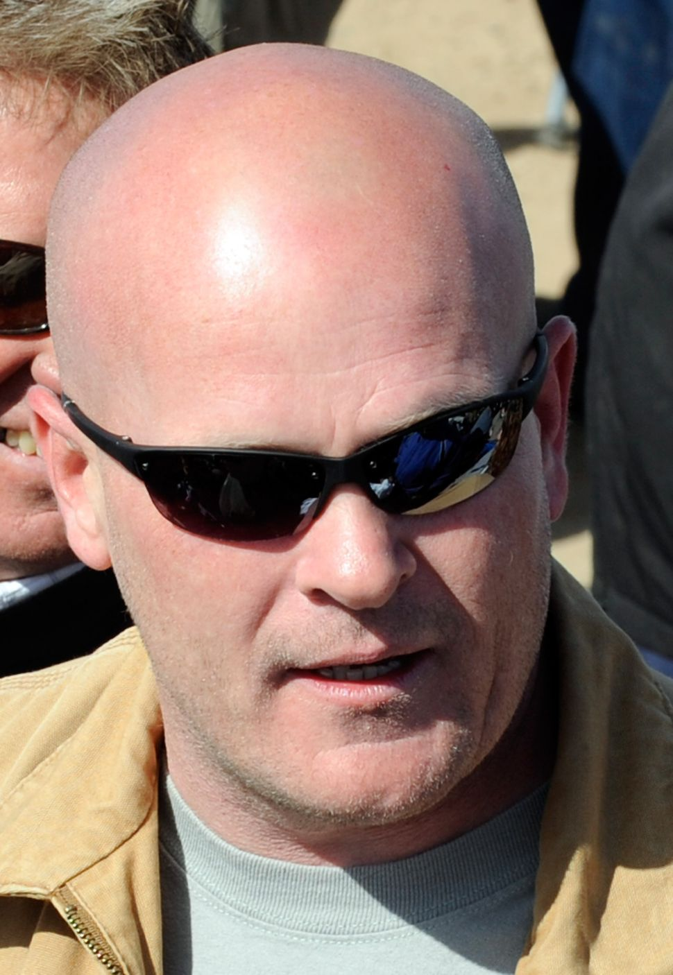 'Joe The Plumber's' Spokesman Explains His Holocaust Theories: 'Joe Is A Student Of History'
