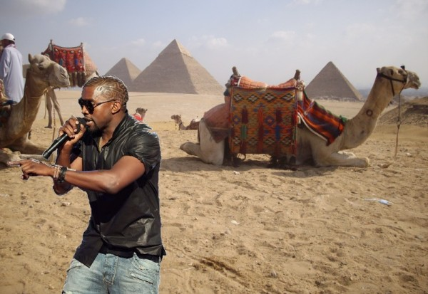 Yeezy of Arabia: Kanye West to Make Film in Middle East