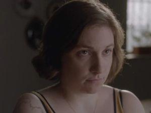 Lena Dunham in 'Girls' (HBO)