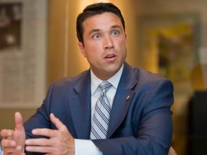 Congressman Grimm (Photo: Getty)