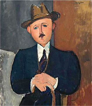 Panama Papers Out Owners of Alleged Nazi-Looted $25M Modigliani