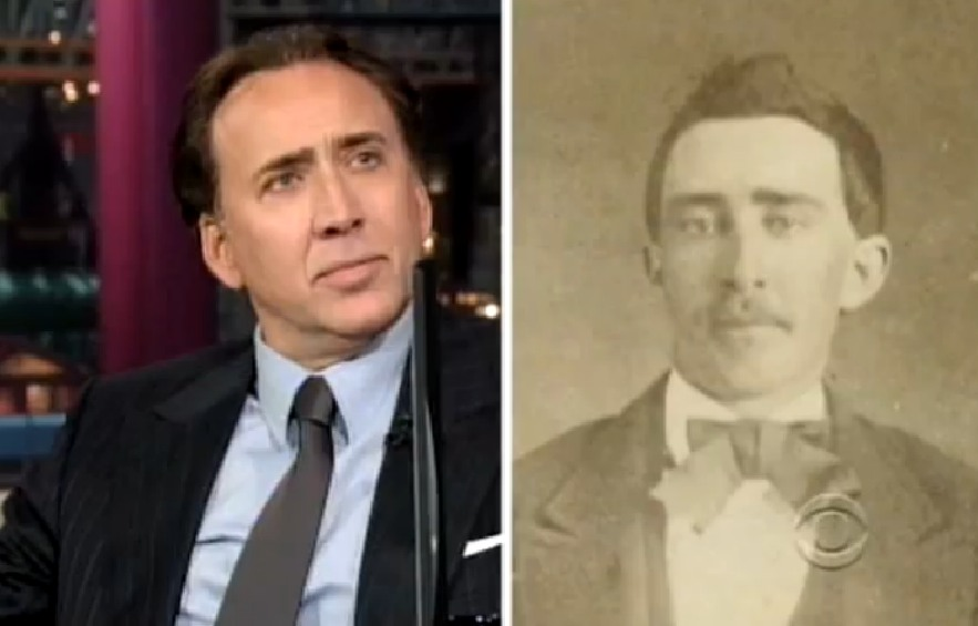 The Cage Doth Protest Too Much: Nicolas Cage Reiterates That He is NOT a Time-Traveling Vampire (Video)