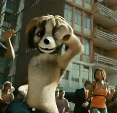 Designer Behind Rango On Drugs: Super Doggie Definitive Proof (Video)