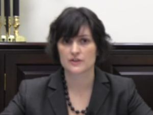 Sandra Fluke (Photo: YouTube)