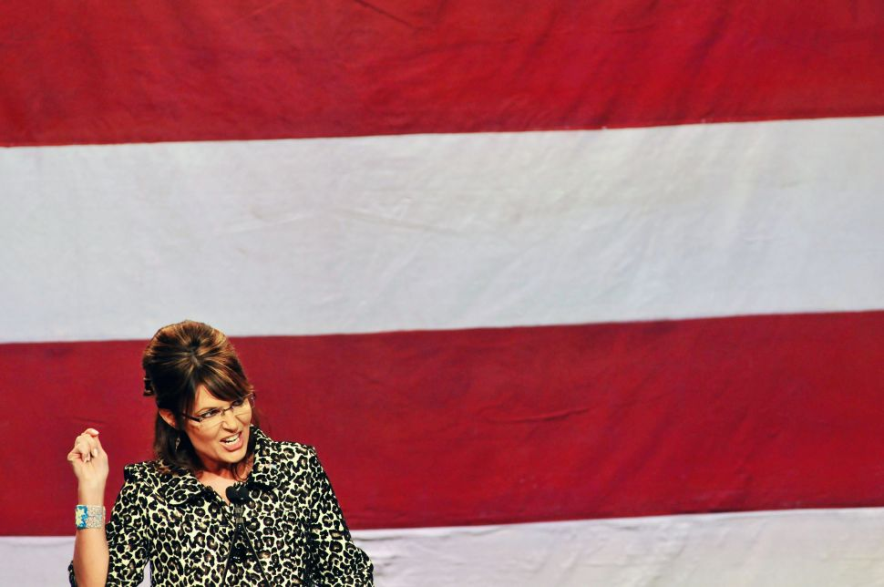 Protesters Attempt To Occupy Sarah Palin Speech At CPAC [UPDATE]