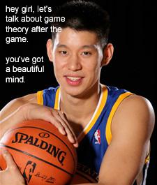 Tumb'Lin: Jeremy Lin Officially Hot Enough for 'Hey Girl' Meme on Blogging Platform