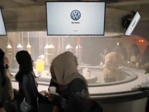"""VW's """"The Dog Strikes Back"""" ad"""