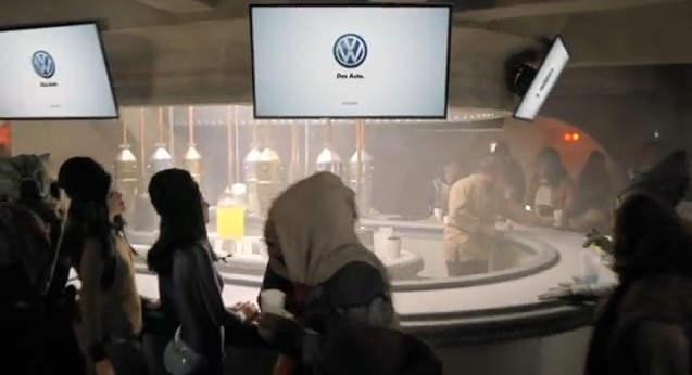 Volkswagen's Meta-Star Wars Dog Ads Rip Off Everyone Except George Lucas (Video)